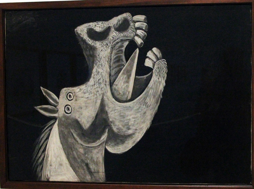 an introduction to the analysis of the look at picasso and guernica art piece