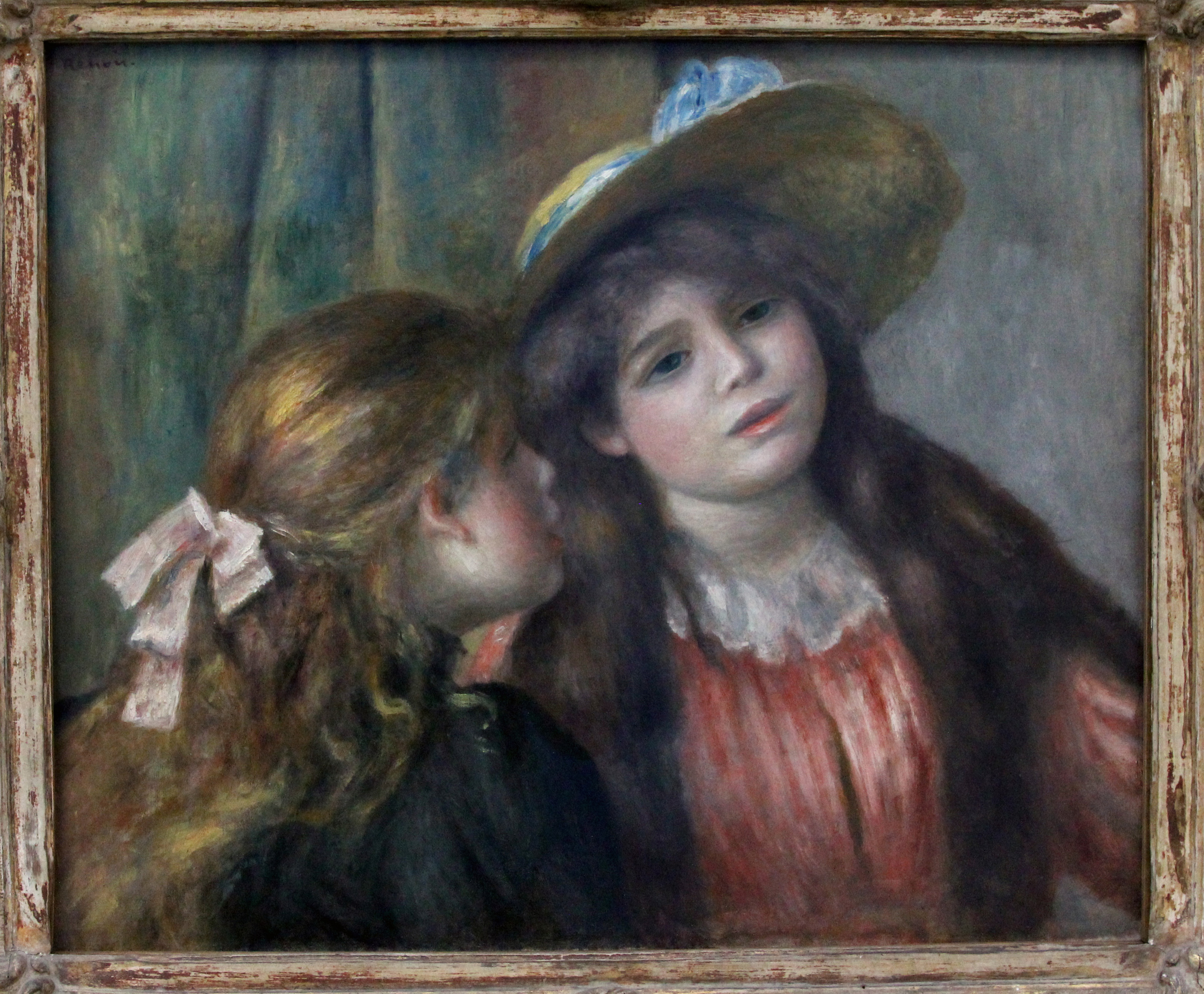 Orangerie for Auguste renoir paris